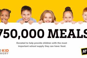 McCain Foods Partners With No Kid Hungry to Help Eliminate Childhood Hunger Image.