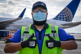 United Airlines Now Using New Clorox® Electrostatic Sprayers to Disinfect Airport Terminals Image