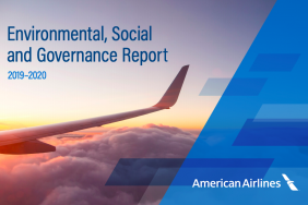 American Airlines Publishes 2019-2020 ESG Report Image