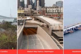 WSP USA Projects Recognized in America's Transportation Awards Top 12 Image
