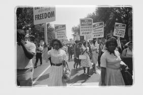 Saluting the Women of the Civil Rights Movement Image