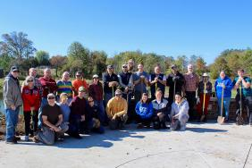 Tetra Tech's Southeastern Pennsylvania Offices Win Company's 2020 Community Service Achievement Award for Supporting Veterans Image