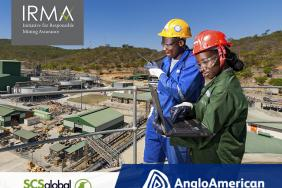 Anglo American Unki Platinum Mine Earns World's First IRMA 75 Image