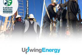 Upwing Energy Achieves Carbon Neutral Certification Image