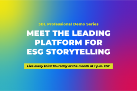 3BL Media to Host Monthly 3BL Professional Demo Series Starting January 21 Image