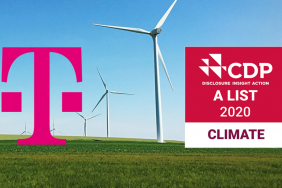 T‑Mobile's Sustainability Efforts Make the Grade: Un‑carrier Lands on Prestigious CDP 2020 'A List' Image