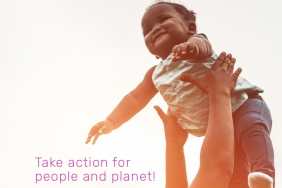 Take Action for Planet and People in The People's Ecochallenge Image.