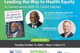 Dr. David Satcher to Keynote National School District Wellness Coalition Convening Image.