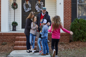 Purple Heart Veteran, Family Get Mortgage-Free Home for the Holidays Image