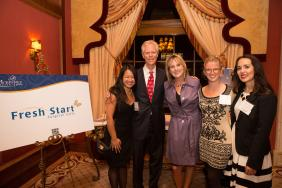 Exclusive Executive Mixer Raises Awareness for 4 Local Charities Image