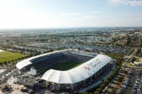 Dignity Health Sports Park Partners With Volta to Provide Free Electric Vehicle Charging Image
