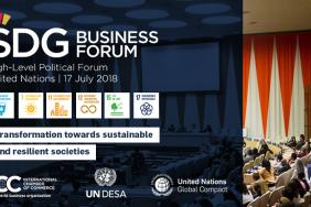 Ahead of SDG Business Forum, UN Global Compact Urges Private Sector to Fuel Acceleration of Sustainable Development at National Level Image