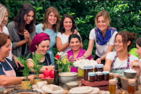 Turkish Restaurant Chain Breaking the Cycle of Poverty for Female Farmers Image