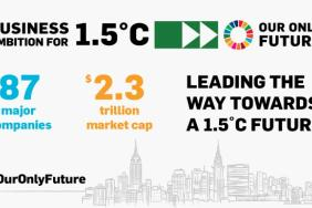 87 Major Companies Lead the Way Towards a 1.5°C Future at UN Climate Action Summit Image