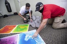 Choosing Commercial Carpet for School Sensory Rooms Image