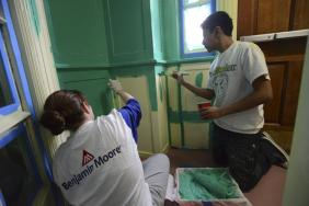 Benjamin Moore Empowers Students to Achieve College and Career Goals Image