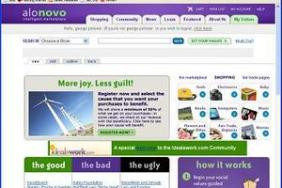 alonovo.com Announces Q1 2007 Funding for Beneficiary Organizations Image