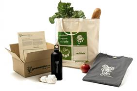 Dreaming of a Green Christmas? Green Someone's Holidays With a Greensender.com Starter Kit Image.