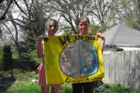 Mothers and Children call on Senate for Stronger Climate Legislation Image