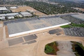 Gap Inc. Unveils 1 Megawatt Solar Power System  Image