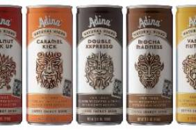 """Adina Launches """"Natural Highs(TM)"""" New Pure Coffee Energy Drink  Image"""