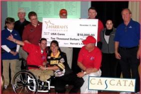 Harrah's H.E.R.O.'s Benefit USA Cares Image
