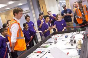 Bechtel Renews Philanthropic Partnerships Supporting Education, Engineering, and Volunteerism Image