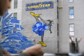 Goodyear Unveils New Brand Campaign That Champions the Power of Forward Movement Image