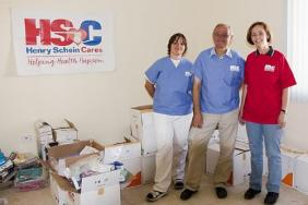 Henry Schein Cares and Sirona Dental Systems Support Diospi Suyana Hospital Dental Clinic in the Peruvian Andes  Image
