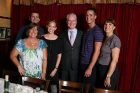 2010 Addressing Psoriasis(TM) Contest Winners Attend a Style Consultation with Tim Gunn in New York City Image