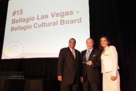 Bellagio Resort & Casino Employee Resource Group Honored for Outstanding Contributions Image
