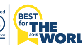 120 Businesses Honored as 'Best for the World', Creating Most Overall Positive Social and Environmental Impact Image