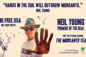 GMO Free USA on the Road Again with Neil Young in October Image