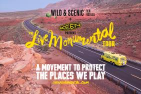 KEEN Launches Live Monumental Film Tour with Premiere on Earth Day  Image