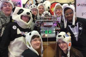 AEP Awards $2.5 Million to FIRST Robotics Teams Over Two Decades Image