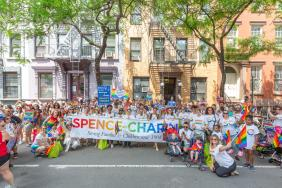 Spence-Chapin Services to Families and Children to March with  LGBTQIA+ Families and Allies at This Weekend's NYC World Pride | Stonewall 50 Image