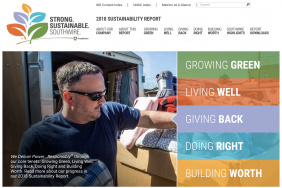 Southwire Launches 2018 Sustainability Report Image