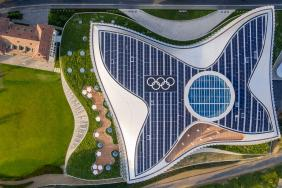 Olympic House Becomes One of the Most Sustainable Buildings in the World Image