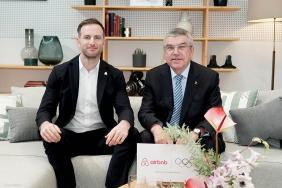 IOC and Airbnb Announce Major Global Olympic Partnership for Sustainability Image