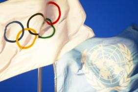 The IOC Joins Global Un Dialogue, Reiterates Role of Sport in Post-COVID World Image