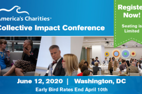Registration Now Open! Join Employee Engagement and Giving Experts at America's Charities' 2020 Collective Impact Conference June 12th in D.C. Image