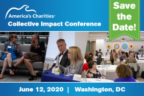 Save the Date: 2020 Collective Impact Conference Presented by America's Charities Image