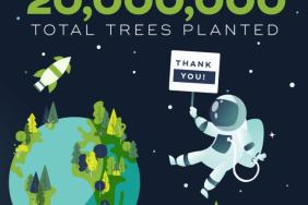 Arbor Day Foundation and YouTube Surpass Donation Goal to Plant 20 Million Trees Through Viral #TeamTrees Movement Image