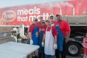 Tyson Foods Deploys Disaster Relief Operations to Houston Image