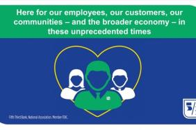 Here for Our Employees, Our Customers, Our Communities — and the Broader Economy — in These Unprecedented Times Image