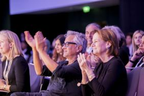 Swarovski Supports Trust Conference to Advance Women's Rights and Fight Slavery Image