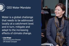 As Climate Crisis Looms, Businesses Should Manage Water Challenges Locally Image