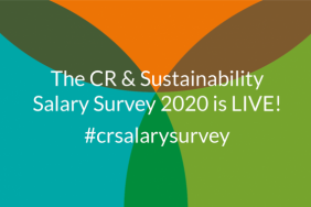 The CR and Sustainability Salary Survey 2020 Image