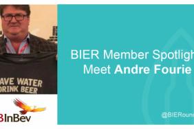 BIER Member Spotlight: Andre Fourie Image