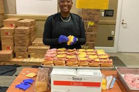 Brown-Forman Teams Donate Nearly 40,000 Meals Image